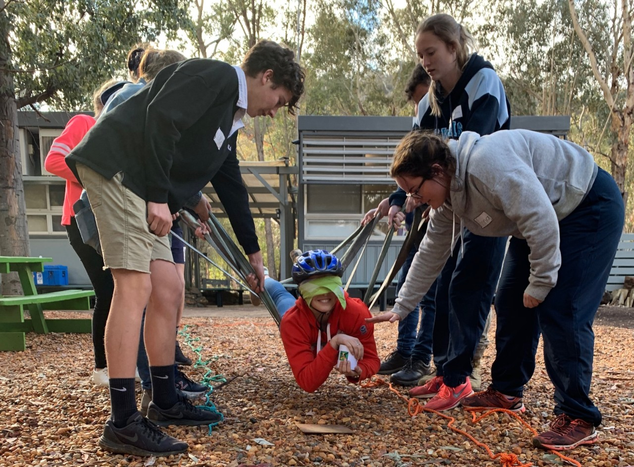 Coonabarabran HS Prefects Leadership Camp 2019