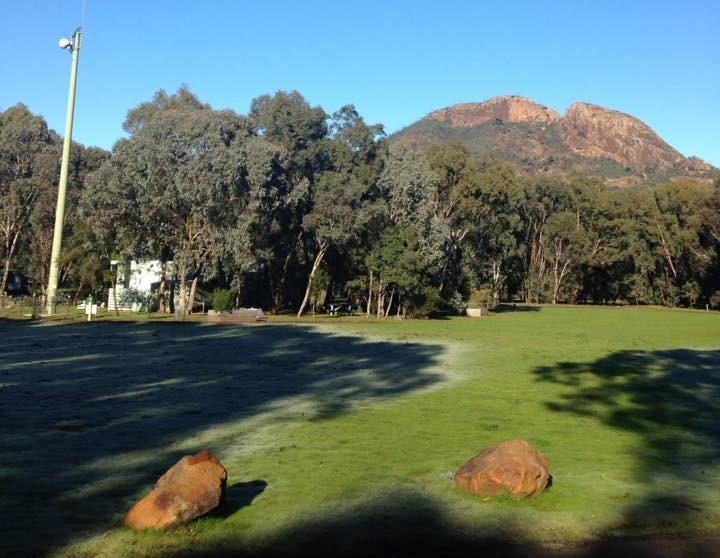 Our classroom and office are located in the heart of the majestic Warrumbungle National Park.